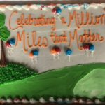 Celebrating One Million MIles